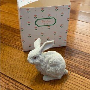 Dept 56 1997 Easter Bunny Decoration Figure